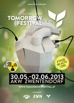 Tomorrow 2013 Plakat (c) Green Planet