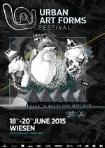 Urban Art Forms 2015 (c) musicnet.at